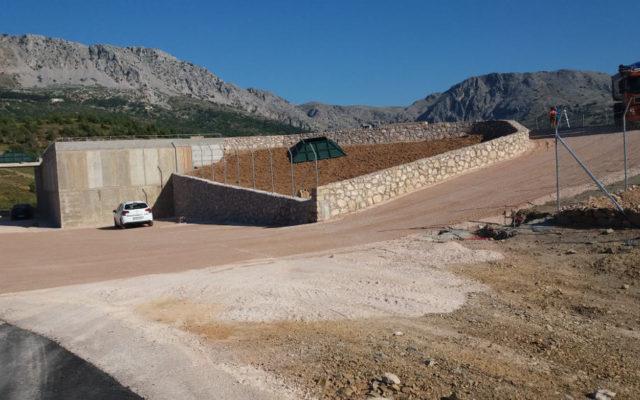 Κατασκευή Σταθμού Μεταφόρτωσης Απορριμμάτων Χίου