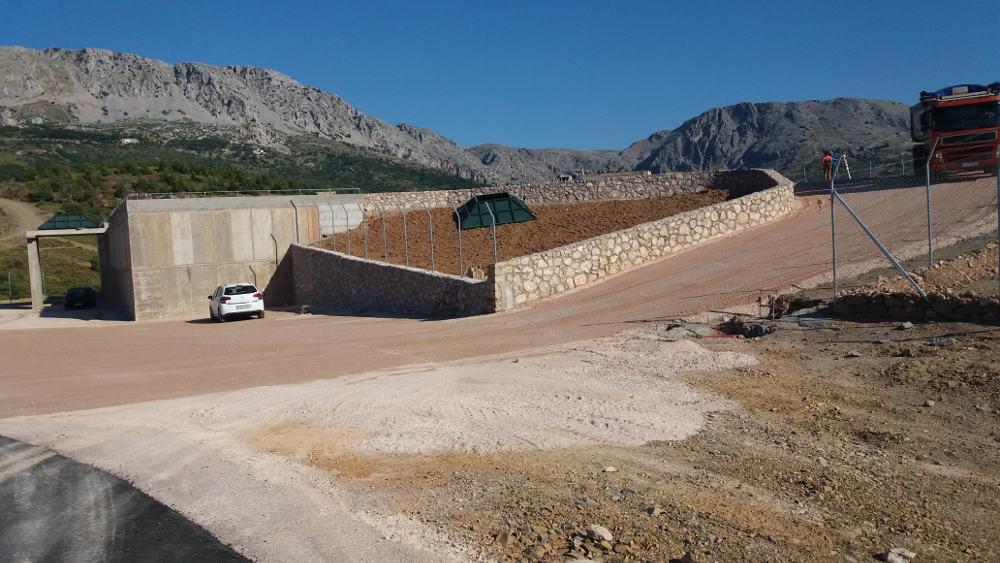 Κατασκευή Σταθμού Μεταφόρτωσης Απορριμμάτων Χίου 10